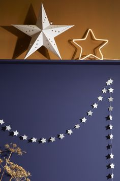 Decoration Noel En Papier Aluminium All Box Fr