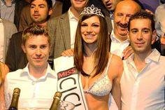 Miss Ciclismo 2011 Nancy Bernacchi @ Italiaanse Racefietsen
