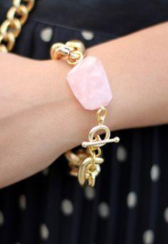 Chunky rose chain