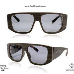 Gafas 100 % madera Sustentable, Biodegradables uv 400