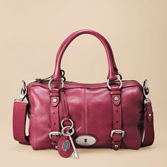 The only down side of working at fossil... their purses are addictive! Mines coming in the mail :) maddox purses are the way to go!