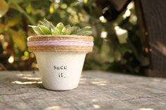 Succ It. by PlantPuns on Etsy