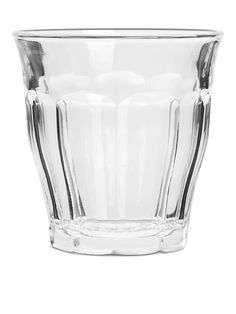 570111-725 - Duralex Picardie, 4-pack 9 cl. World-famous for both design and durability, the Picardile from Duralex is known as 'the original French tumbler'. Made of tempered galls, it is resistant to both mechanical stress ad thermal shock, which means it is extremely strong, suitable for both hot and cold drinks and safe to use in the freezer as well the microwave. #ARKET