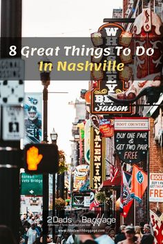 8 Great Things To Do In Nashville - 2 Dads with Baggage Nashville Tours, Visit Nashville, Travel Photos, Travel Tips, Opryland Hotel, Jefferson Street, Grand Ole Opry, Honky Tonk, Historical Photos