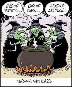 Vegan food humor!