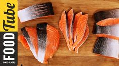 How to Fillet a Salmon or Trout   Jamie Oliver
