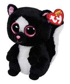 Look at this Beanie Boos Flora the Skunk Beanie Boo on #zulily today!