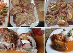 Španělské ptáčky s jasmínovou rýží Tacos, Menu, Mexican, Ethnic Recipes, Author, Menu Board Design, Mexicans