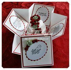 DT Sketchy Colors, Wedding box #2 2014