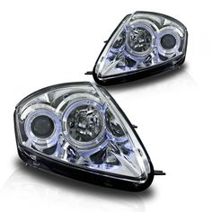 Shop here and select from multiple applications and fitments for your car. Projector Headlights, Car Headlights, Aftermarket Headlights, Car Lights, Custom Cars, Cars Motorcycles, Halo, Chrome, Cutaway