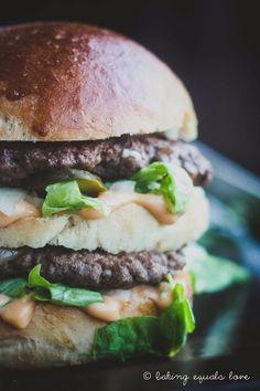 baking = love: Homemade Big Mac