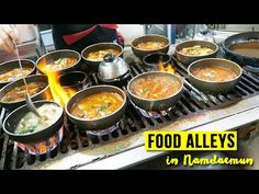 Shopping at Namdaemun Market and its Hidden Food Alleys - YouTube