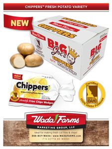 Wada Farms - Chippers™ Potatoes