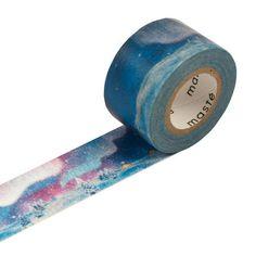 Christmas Aurora Boreal Washi Tape