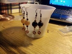 Bizantine Earrings by Laura & Paola