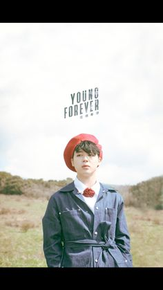 BTS Young Forever Concept Photo Bonus Cut Jimin