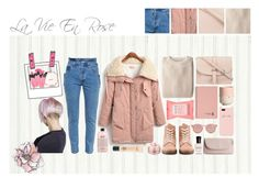"""La Vie En Rose outfit"" by melaccamarina on Polyvore featuring moda, Babe, Dr. Martens, Vetements, Kate Spade, M.N.G, Formula 10.0.6, Le Specs, MAC Cosmetics e philosophy"