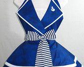 Hello???!!! Sailor apron? Yes please!!!