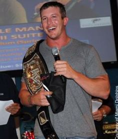 Ted DiBiase Attends Finsweekend, Hosted By The Miami Dolphins ...