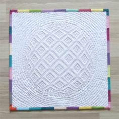Geta's Quilting Studio: Miniature Quilt