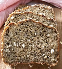 for deg, dine venner og familie Banana Bread, Food And Drink, Gluten Free, Snacks, Dining, Eat, Desserts, Glutenfree, Dinner