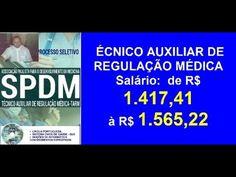 Apostila Concurso Técnico Auxiliar de Regulação Médica SC 2016
