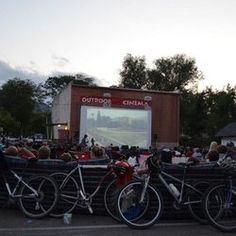 17 Truly Spectacular Outdoor Cinemas