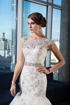 Justin Alexander Signature wedding gown