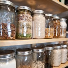 My dream pantry