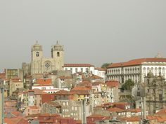 Lisbon always gets the fame, but when I was in Portugal, the city that I liked the most was Porto.