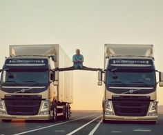 QUESTION: What's more flexible than Rob Ford's morals? ANSWER: The Rob Ford Spoof Commercial Of Jean-Claude Van Damme's Volvo Stunt! #LOL #Video