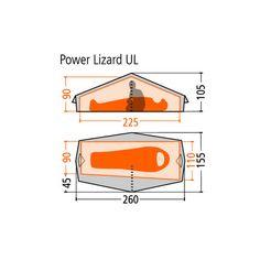 Vaude Power Lizard SUL 1