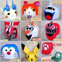 牛乳パック キャラクター帽子 - Yahoo!検索(画像)