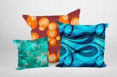 Loretta Print Artist | Make It In Design | Surface Pattern Design | Summer School | Water Rays | Advanced brief 1