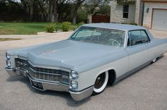 '66 Cadillac Coupe DeVille