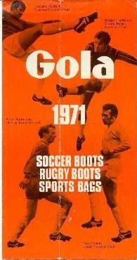 Gola Football Boots 1971