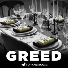 Obama complains about the greed of the rich while George Clooney hosts a $35,000 per plate fundraiser for his reelection.