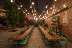 Before & After: South Street Philadelphia Pop-Up Garden | Design*Sponge
