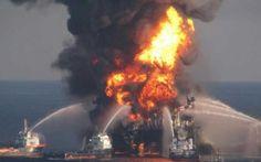Per pulire il mare dal petrolio usati solventi ancora più tossici