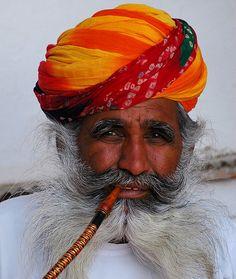 50 Foto dell'India Meravigliose (lhomme de mehrangarh)