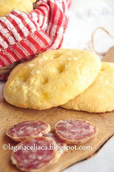 schiacciatine gluten free by mammadaia, via Flickr