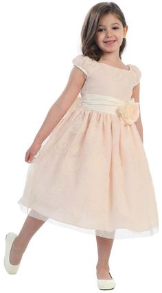 Amazon.com: Butterick 4058 Sewing Pattern Toddler Girls Formal ...