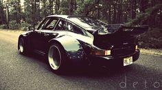 1983 Porsche 930 Slanose