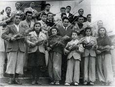 Trabzon - Beşikdüzü Köy Enstitüsü Orkestrası Müzik Öğretmeni Mustafa Kamacıoğlu ile  Natali Avazyan' dan alıntıdır