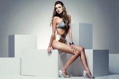 Marilia Moreno/Elite Model  Make: Alex Cardoso