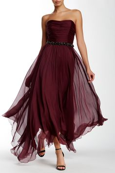2708a0cc2a8 Halterneck Sheath Gown by Issue New York on  nordstrom rack Nordstrom Rack