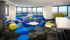 Liberty International Underwriters Brisbane Project Featuring Shaw Contract Group Commercial Flooring Shaw Contract Group - Commercial Carpet and Commercial Hardwood Flooring