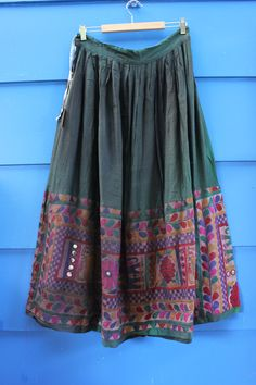 218 Best Scrummy embroidered skirts and stuff. images   Embroidery ... 1c809df0ce7c