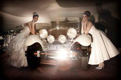 Solaine Piccoli, Noiva, Vestido de Noiva, Bride, Dress, White, Fashion, Fashion Shoot, Glasses, Princess, White Dress, Marry, Casar 2011, Cars, Vintage, Antique