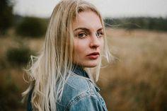 Portraitotografie Pose mit leichter Drehung